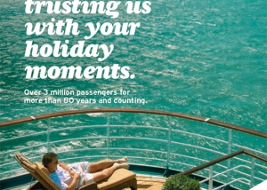 P&O Readers Digest Ad