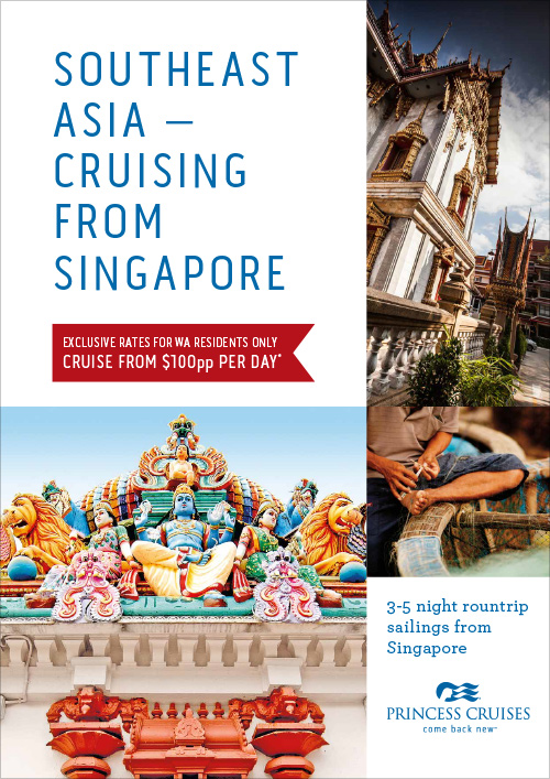 Princess Cruises Flyer