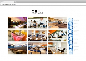 Chill Homepage