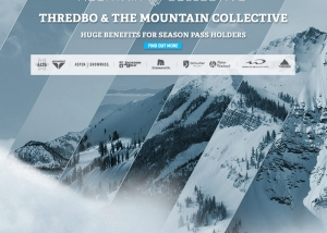 Mountain Collective Thredbo homepage promotion