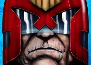judge Dredd in old age