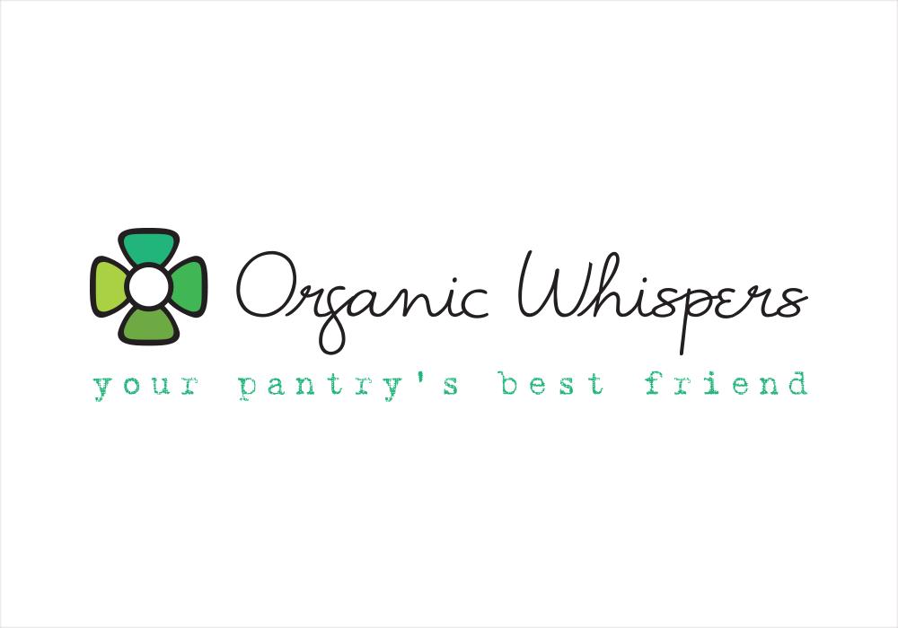 Organic Whispers Logo