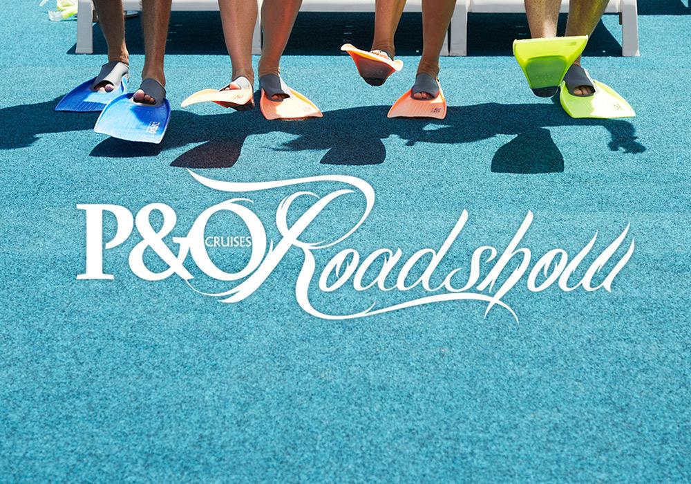 P&O Roadshow Logo