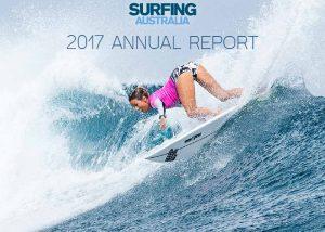 Surfing Australia 2017 Annual Report