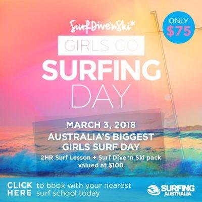 Girls Go Surf Day