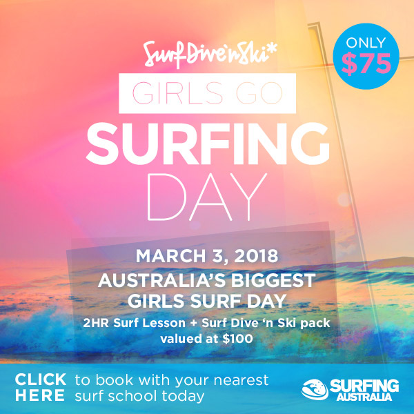 Girls Go Surf Day