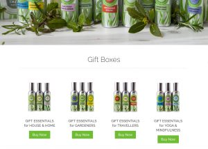 mongrass Trading eCommerce Website
