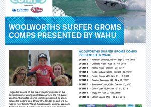 Surfing Australia - Event Overview Information