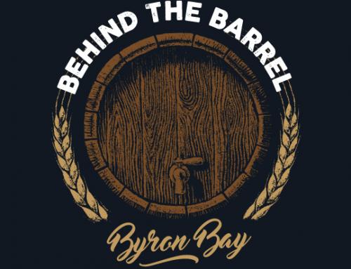 Behind The Barrel Byron Bay Logo